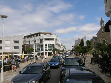 Avenue du général de Gaulle & place du Maréchal Leclerc - 44500 La Baule