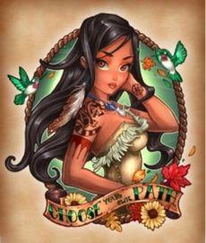 Pocahontas - Tim Shumate.jpg