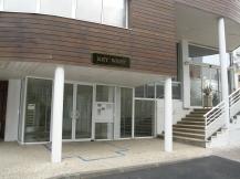 Entrée de l'immeuble Key West - cabinet d'ostéopathie Diane Le Berre