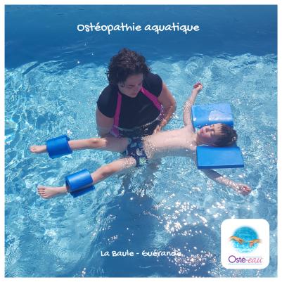 Ostéopathie aquatique - La Baule _ Guérande - Osté-eau
